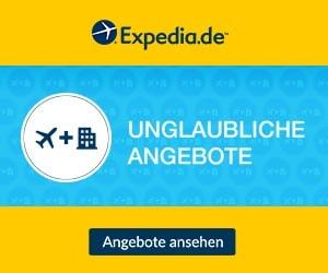 Freigepäck Expedia