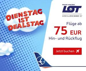 Freigepäck LOT - Polish Airlines