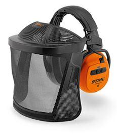 Stihl Gesichts - Gehörschutz set Dynamic BT-N mit Bluetooth Preis 155.-