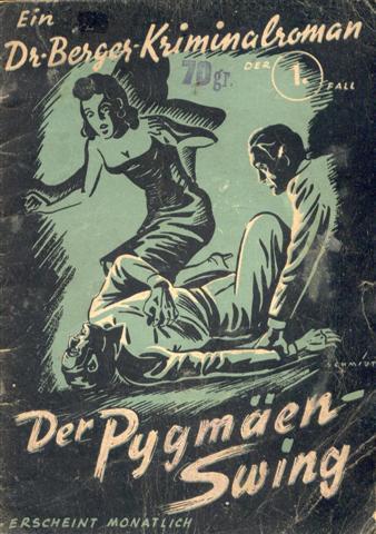 Ein Dr.Berger-Kriminalroman 1