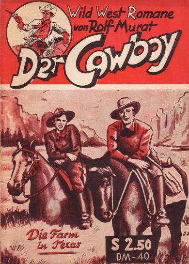 Der Cowboy (ohne Nummer)