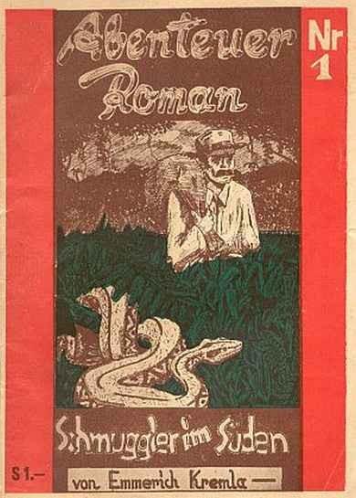 Abenteuer Roman 1946 Nr.1