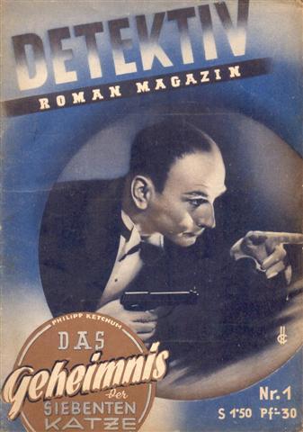 Detektiv Roman Magazin 1