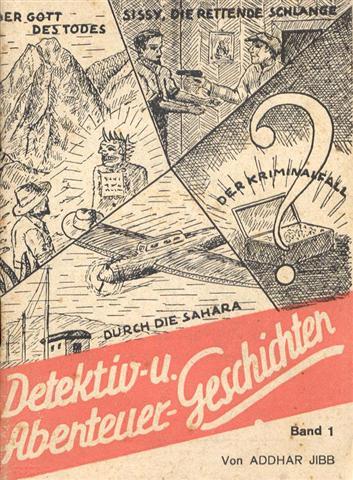 Detektiv- u. Abenteuer-Geschichten 1