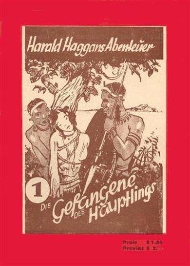 Harald Haggans Abenteuer 1