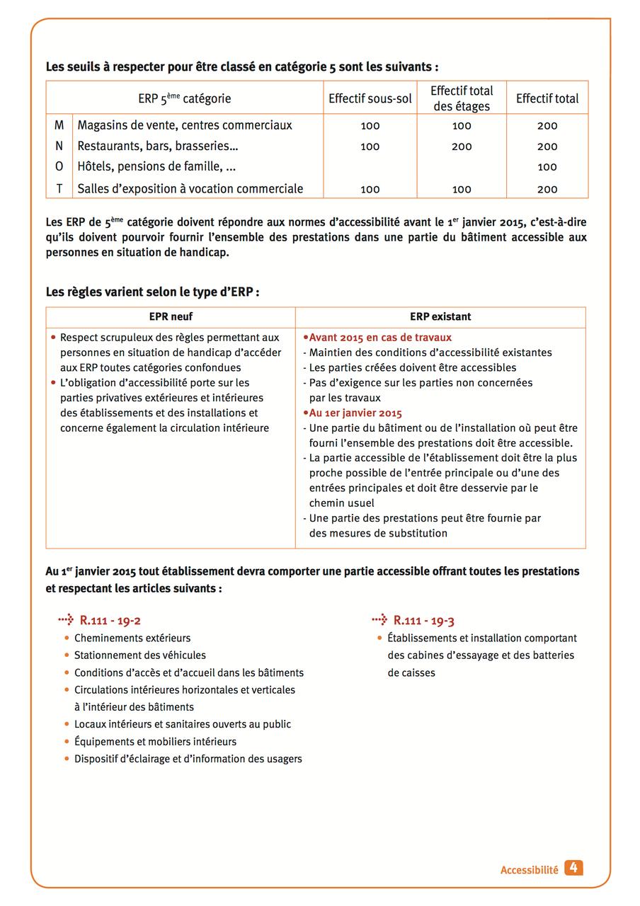 Types d'ERP,