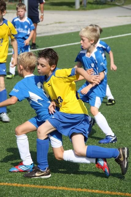 30.06.2012 - TSV Poing F3 gegen SV Putzbrunn