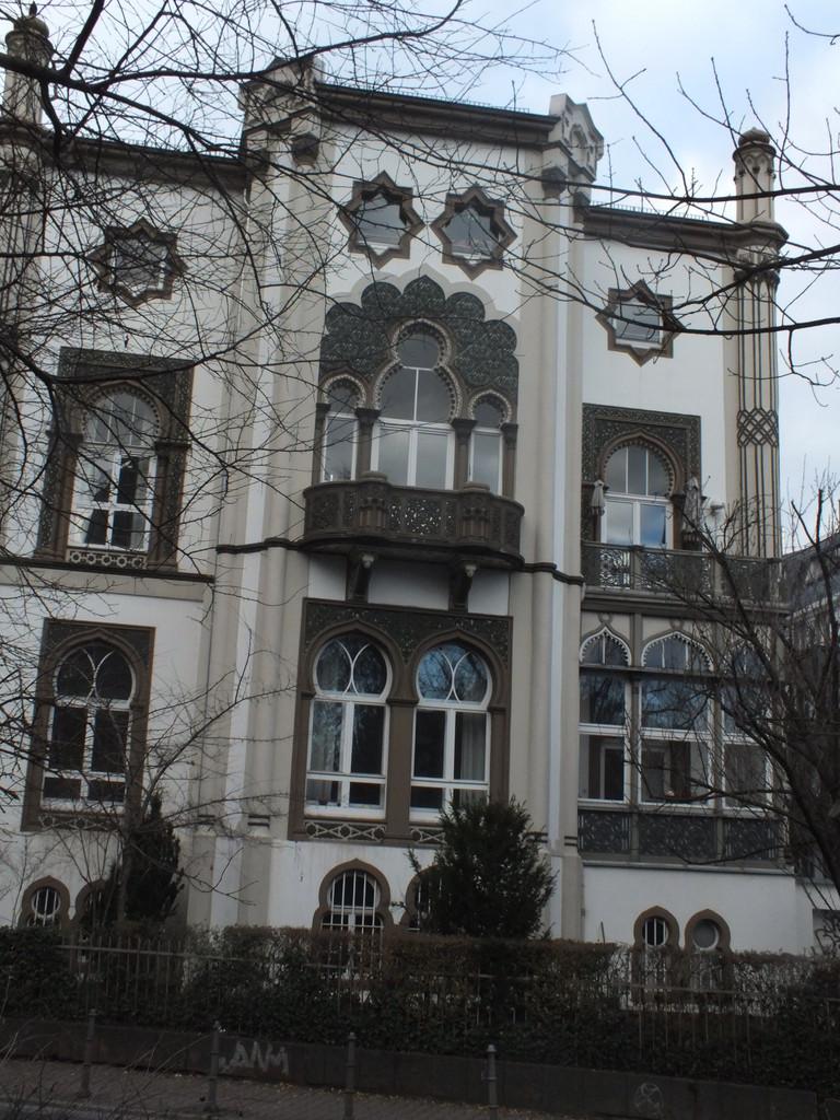 maurisches Haus