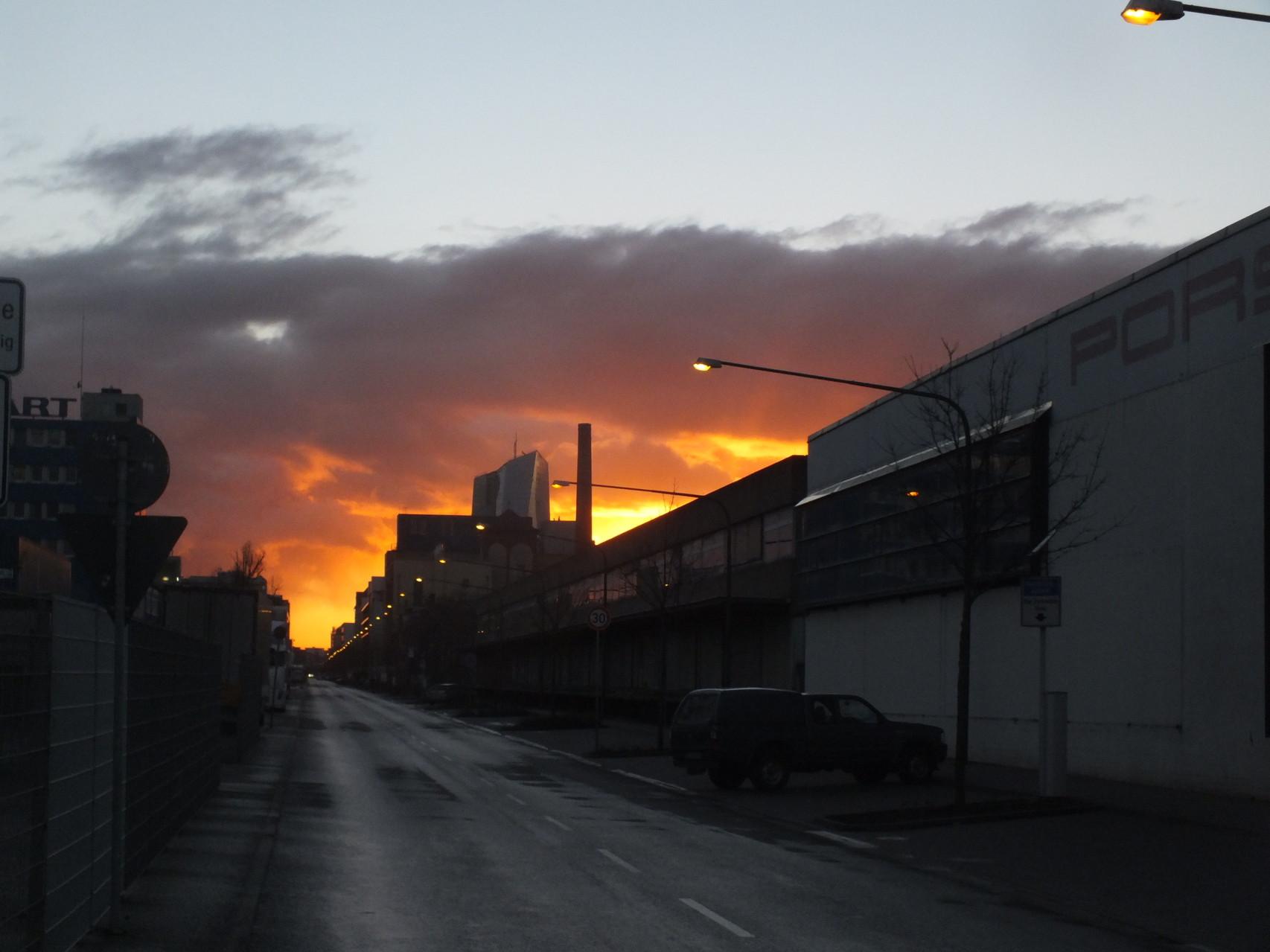 Industrie- und Gewerbegebiet Osthafen