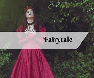 Fairytale photography album