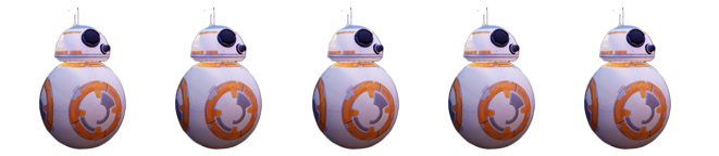 BB8, Star Wars, Disney Infinity 3.0