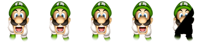 Luigi, Luigi's Mansion, Mario, Boo, Villa, Nintendo, 3DS, 3DS XL, 2DS, New 2DS, Gamecube, Remake, I. Gidd, Schreckweg 08/16, Gameboy Horror, Staubsauger, Buu-Huu, Taschenlampe, Gemälde, King Boo, Bowser