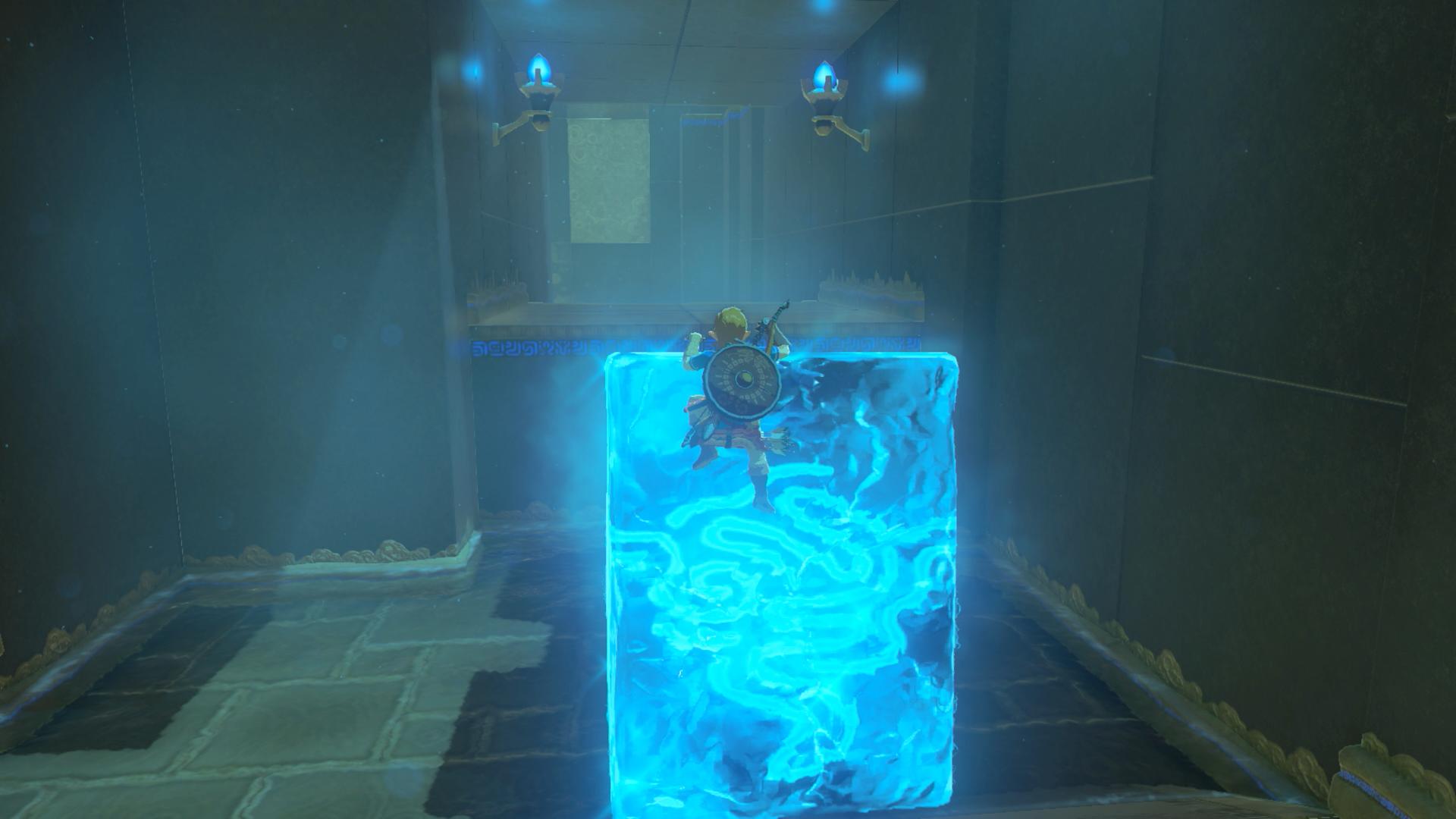 ... der Fähigkeit Wasser gefrieren zu lassen ...