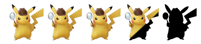 Pikachu, Meisterdetektiv, Detektiv, Rätsel, Tim Goodman, Pokémon, Nintendo, Pokemon, Mewtu, Vater, Film, 3DS, Handheld, 2DS, XL, Fall, Fälle, Griffel, Dartiri, Polizei, Harry Goodman, Sohn, Suche