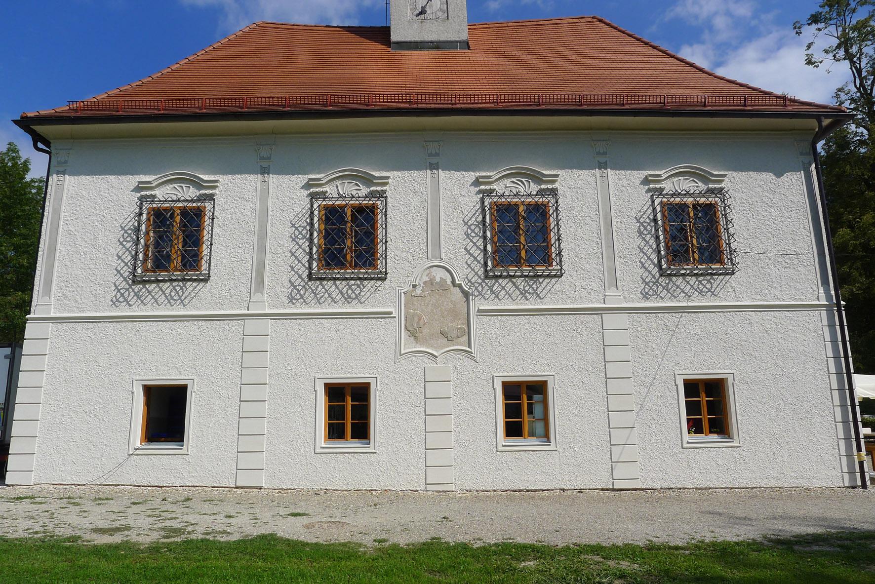 Restaurator Hubert Schwarz Jarenina Dveri Pax Slowenien