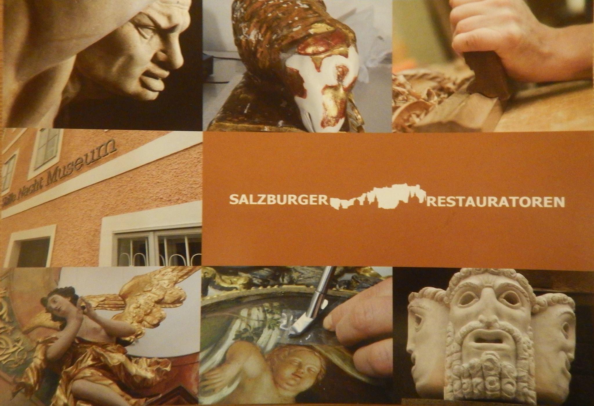 Monumento 2018 Salzburg_erfolgreicher Gemeinschaftsauftritt mit den Salzburger Restauratoren und Malermeister Michael Gühl