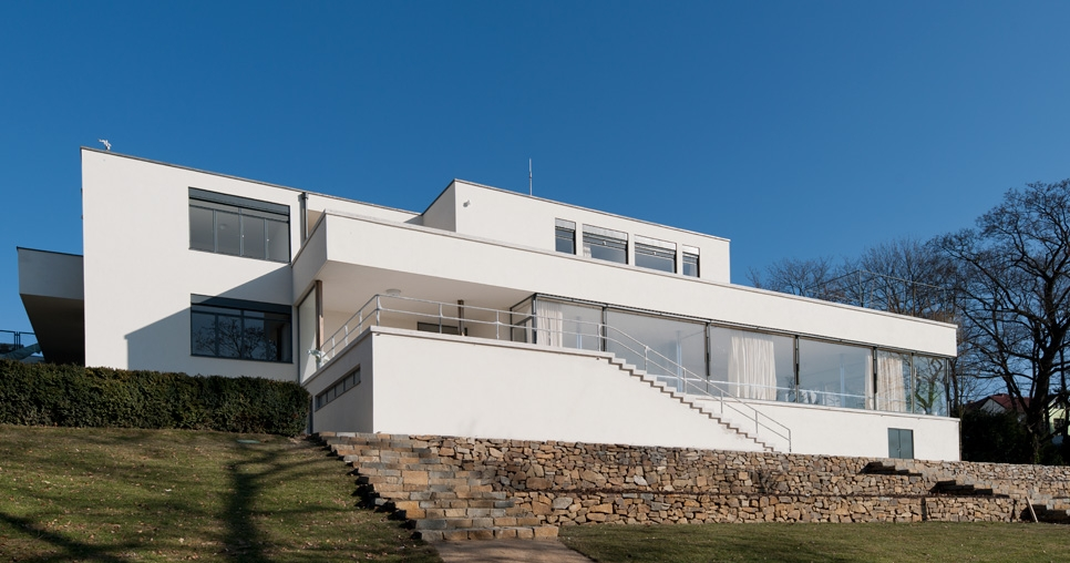 Villa Tugendhat in Brün