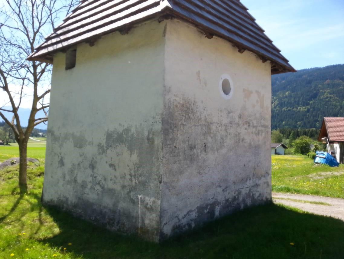BMST. Leo Steiner Spittal/Drau; Lacknerkapelle St. Lorenzen
