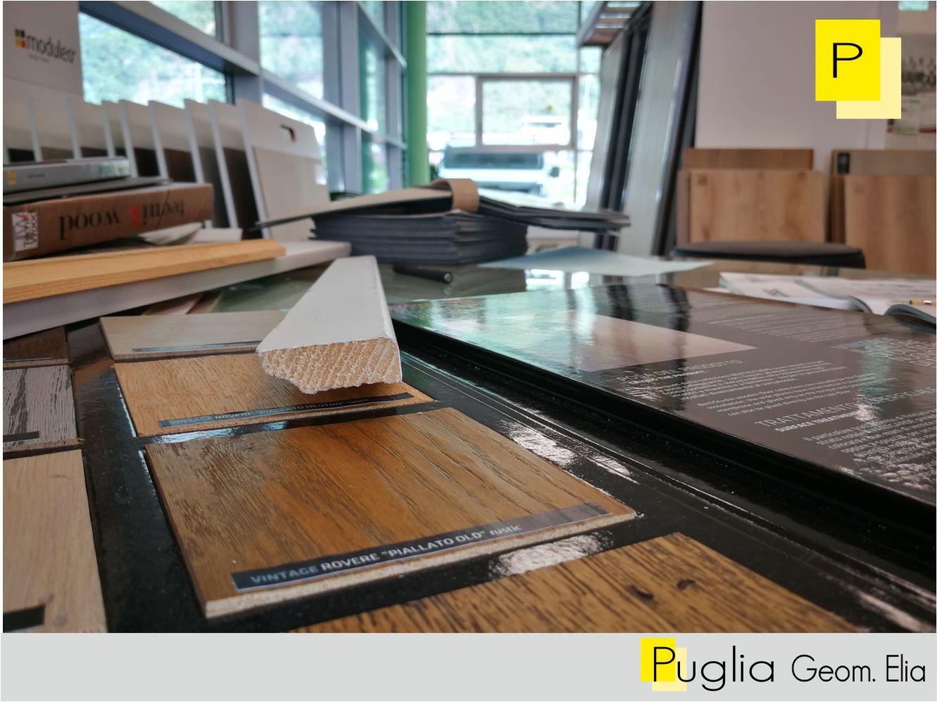 Puglia pavimenti Bolzano | parquette parquet laminati pvc moquette levigature