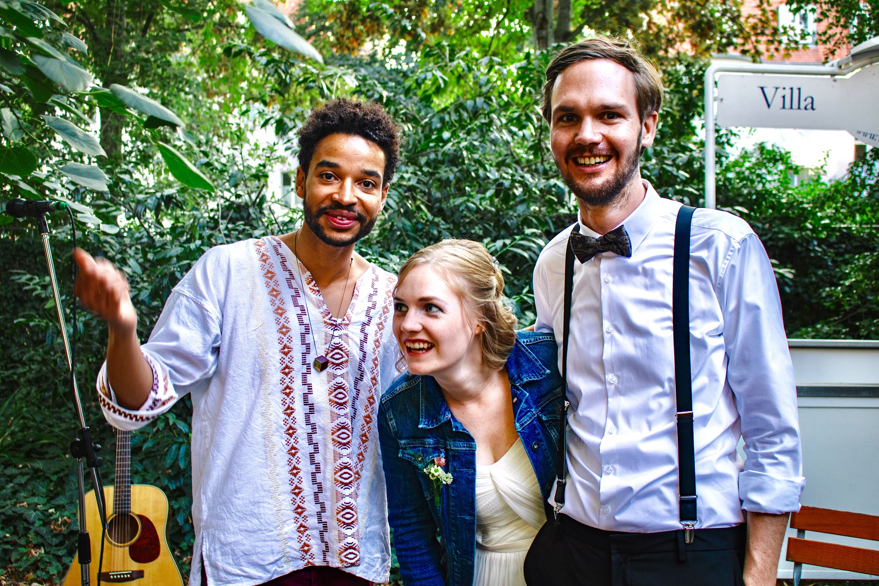 Hochzeit @ Villa Rosental
