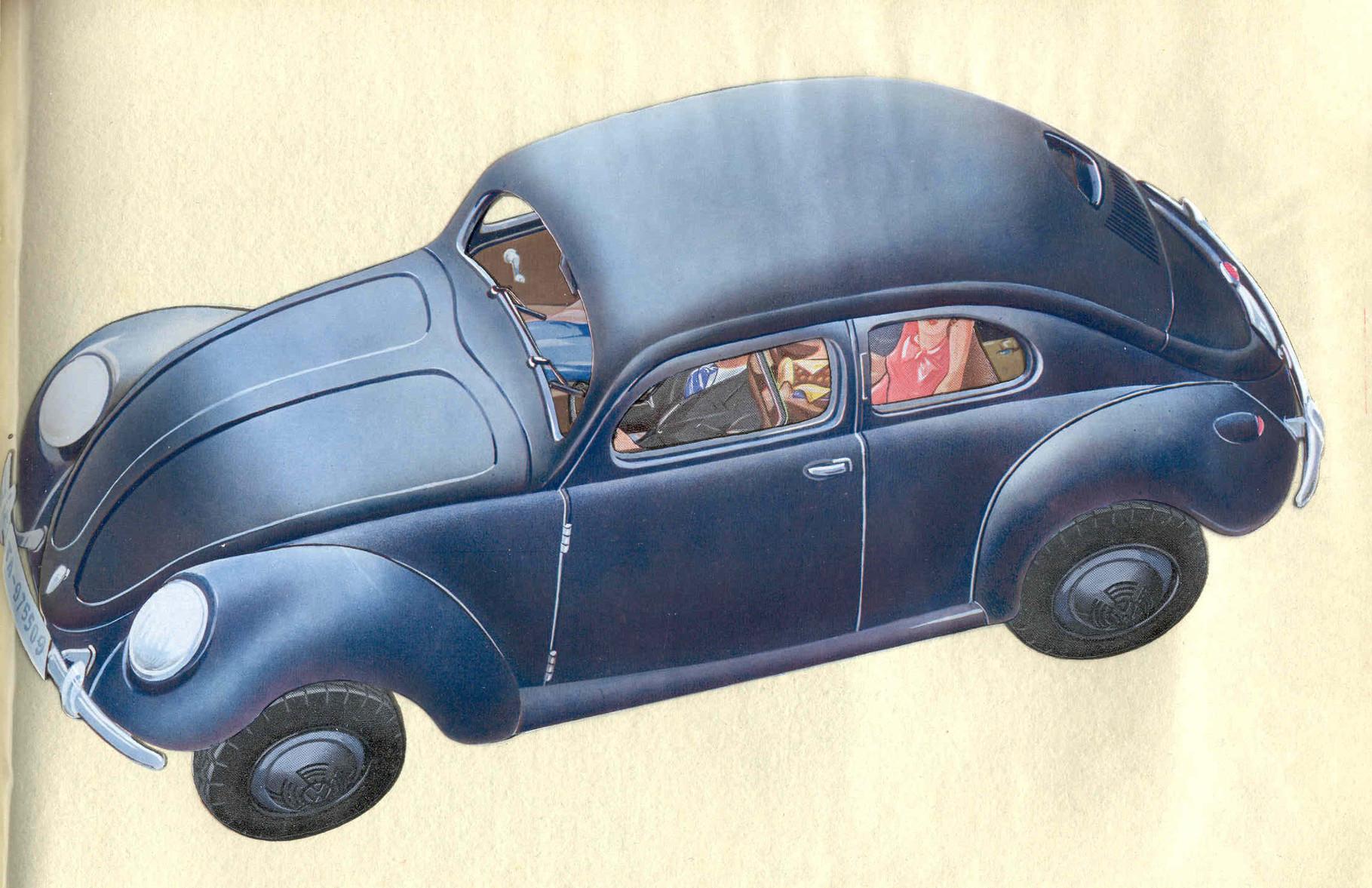 KdF-Wagen-Prospekt