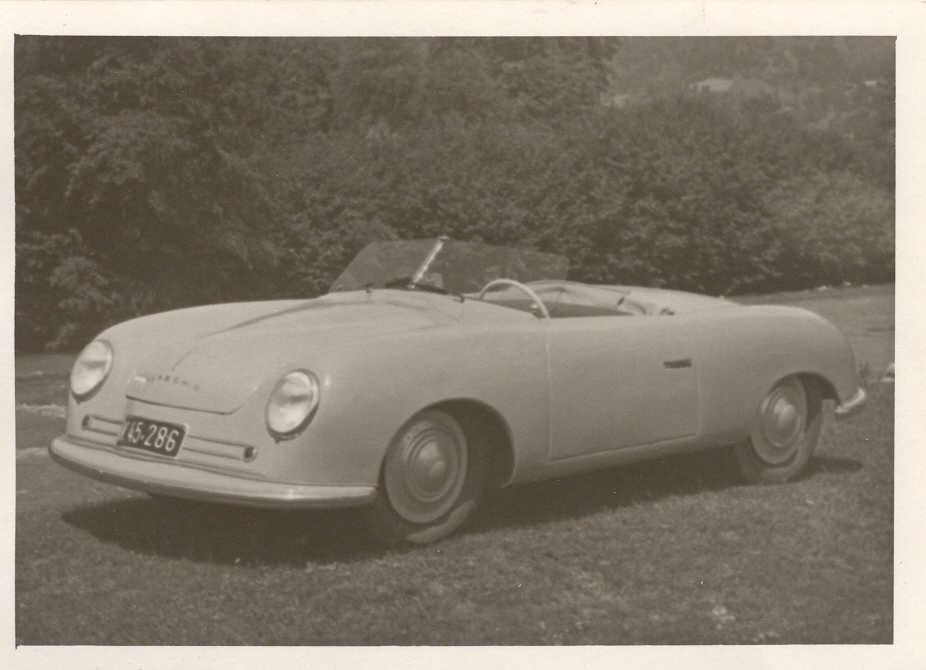 Porsche Nr. 1