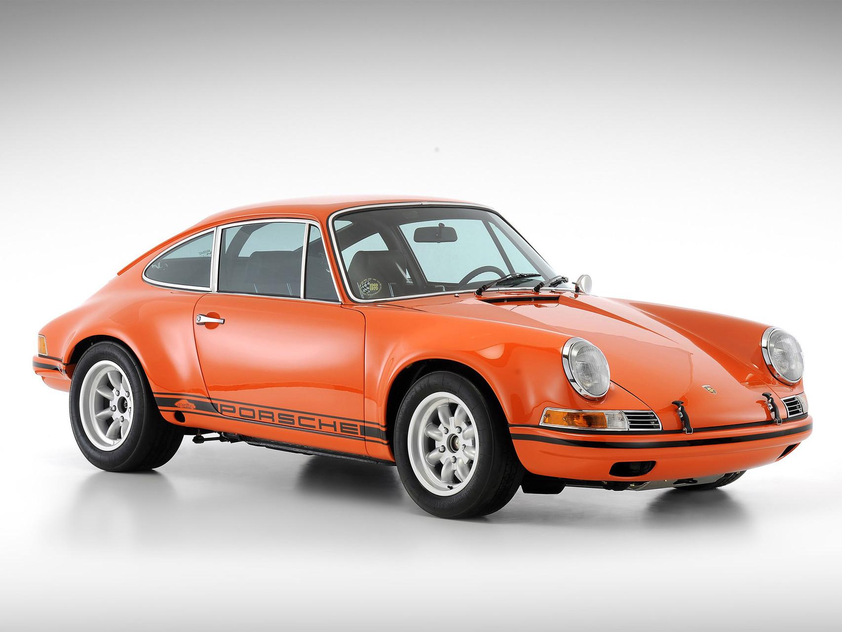 Porsche 911 bis heute - Porsche 911 Panamera - Die Liste ist lang und zeigt die Geschichte der PORSCHE DNA