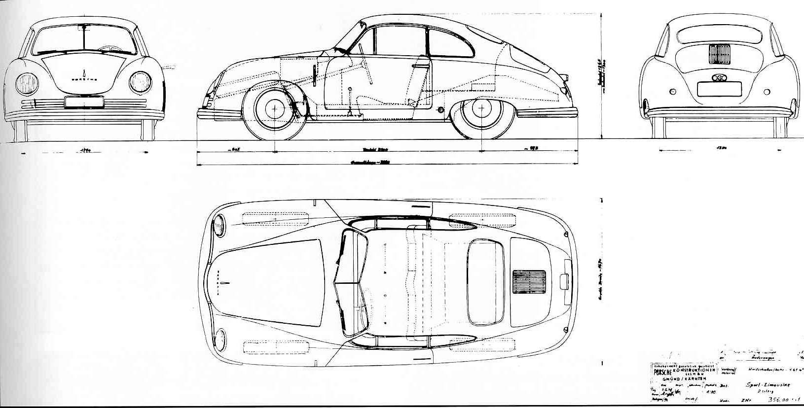 1948: 356 Coupe, Signature Ko (Komenda)
