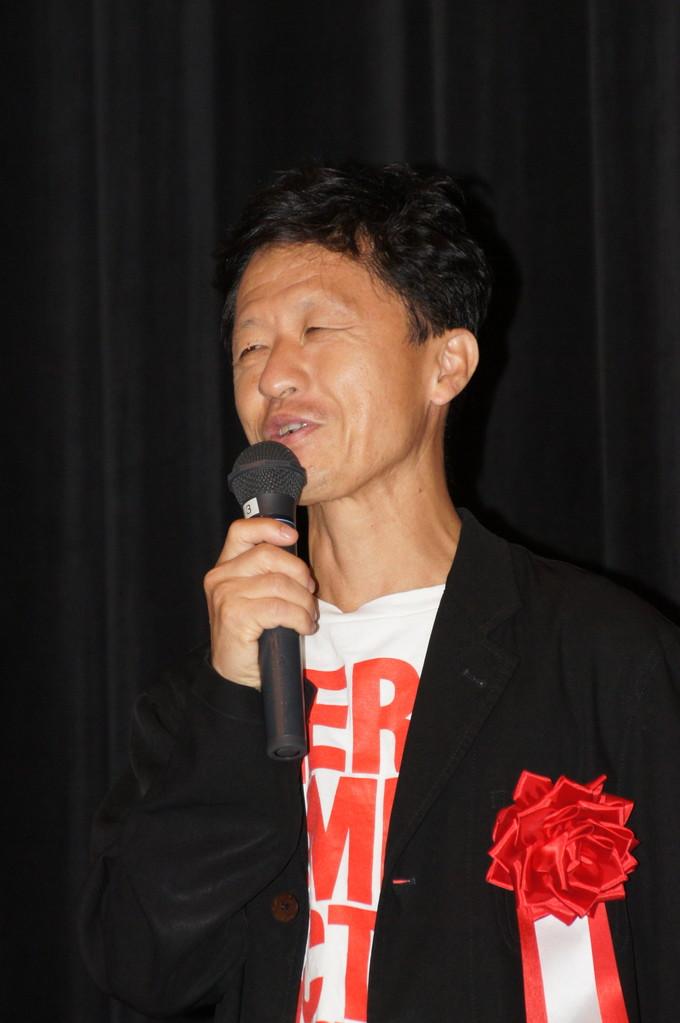 水谷孝次氏 講演