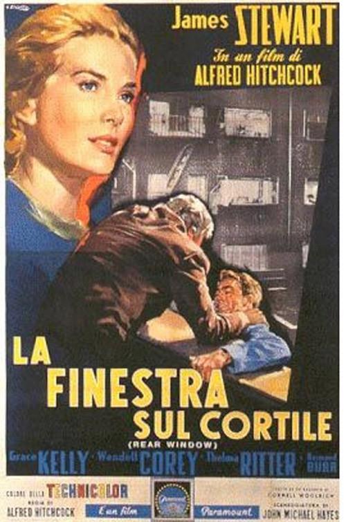 Locandine film anni 39 60 benvenuti su goccediperle - La valigia sul letto film ...