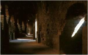 Gli ambulacri del teatro greco