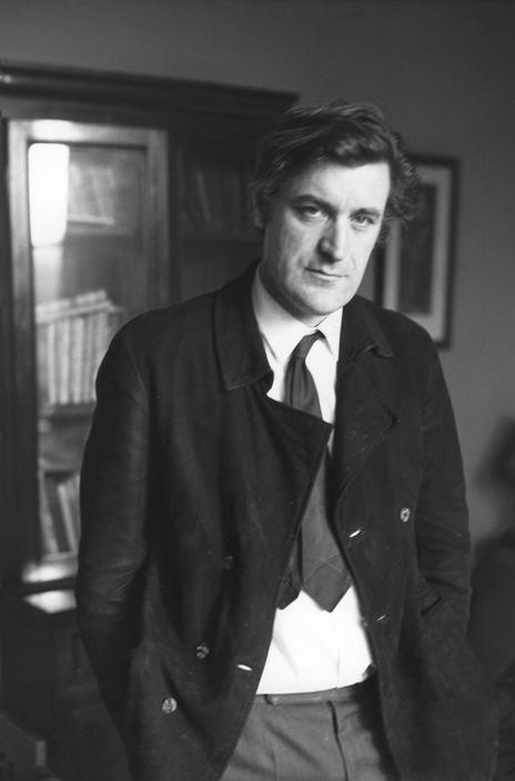 British poet, Ted HUGHES. 1971