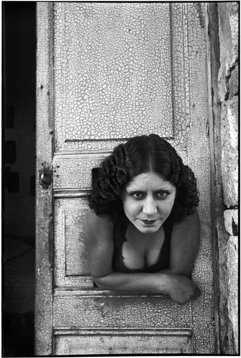 MEXICO. Mexico City. Prostituées. Calle Cuauhtemoctzin. 1934