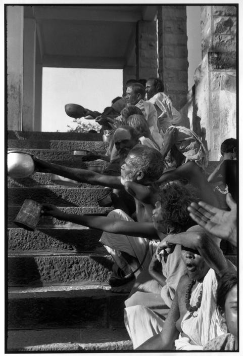 INDIA. Tamil Nadu. Palni, a small town south of Coimbatore. 1950