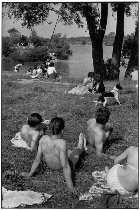 FRANCE. Essonne. Juvisy-sur-Orge. 1955