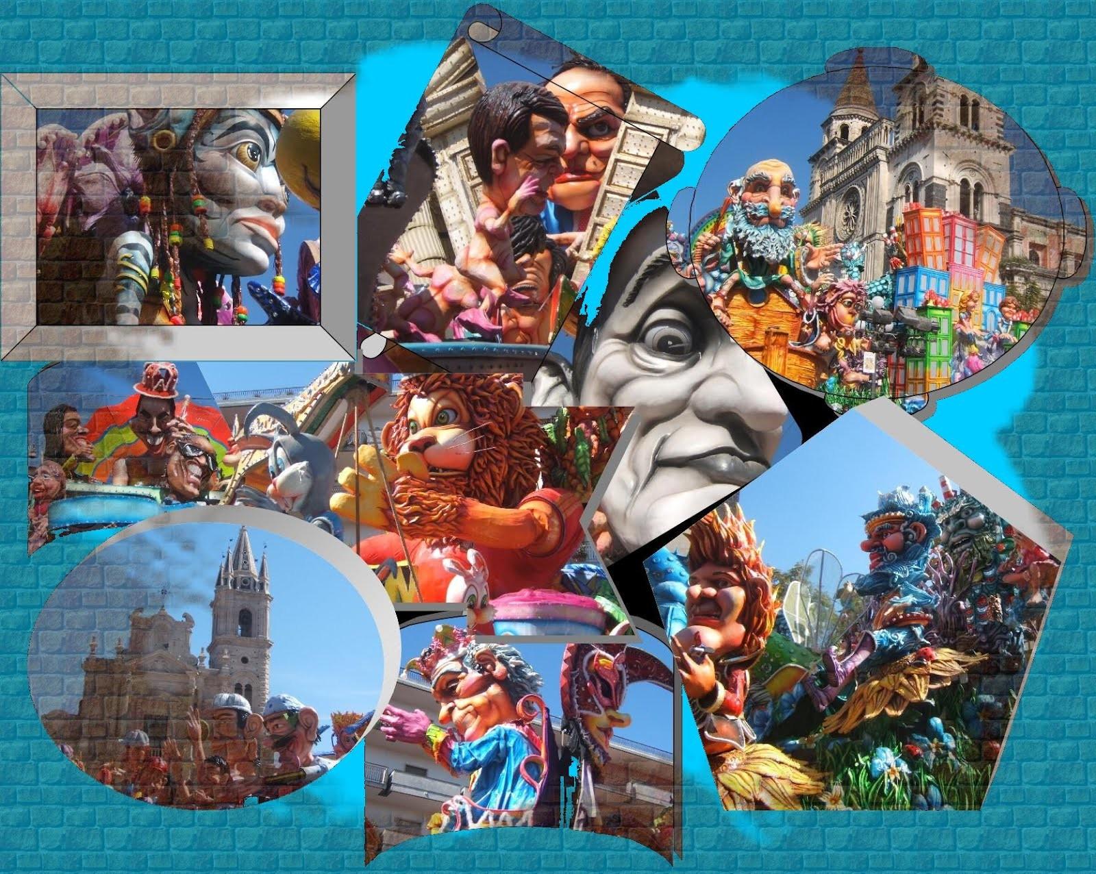 Carnevale in Sicilia - Benvenuti su goccediperle!