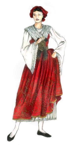 modelli di grande varietà offrire sconti ottima vestibilità Costumi tipici siciliani - Benvenuti su goccediperle!