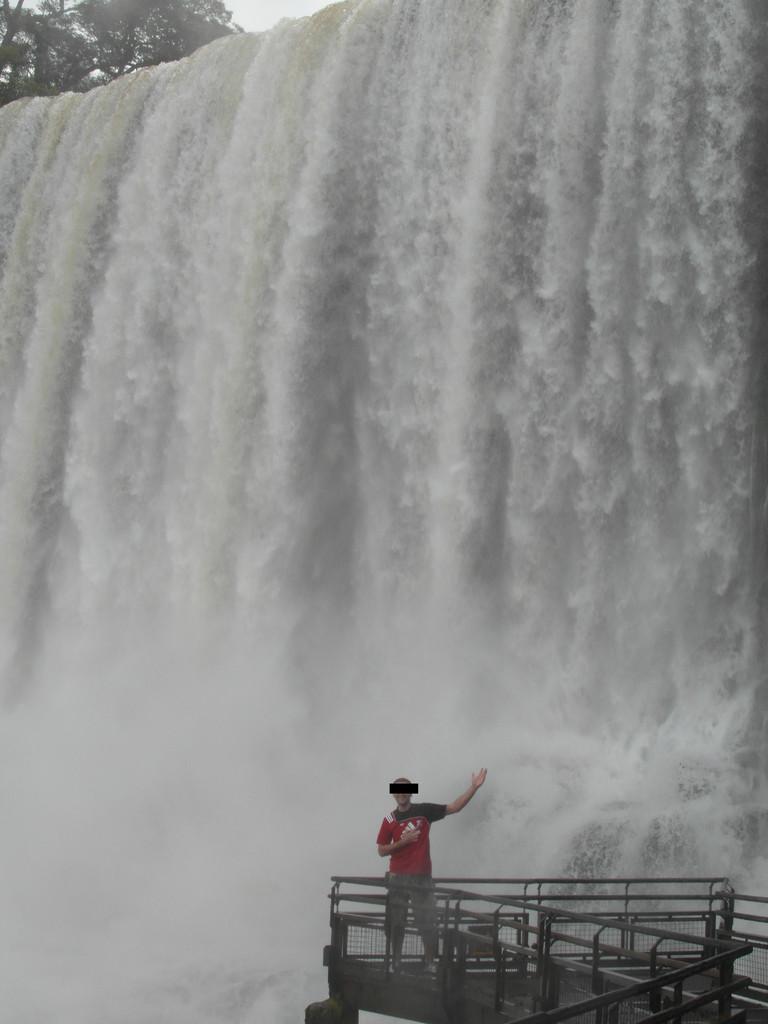Der SV bei den Gauchos - Cataratas del Iguazu - Argentinien