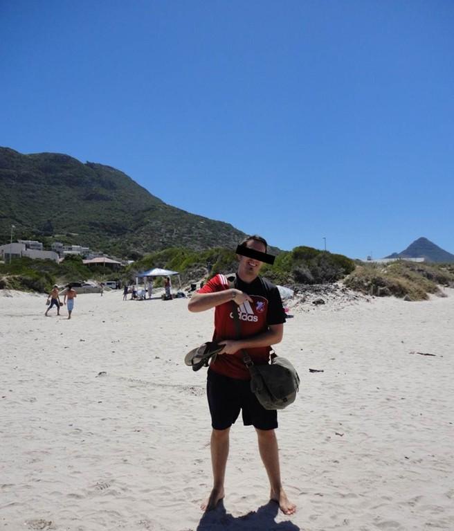 Der SV in Südafrika, Cape town!