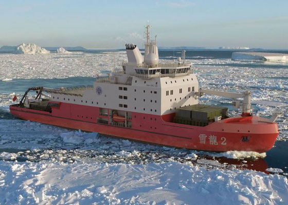 The Arctic - The Mediterranean of the Future