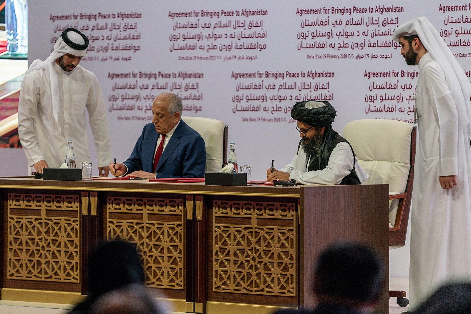 Der prekäre Zustand von Friedensbemühungen in Afghanistan