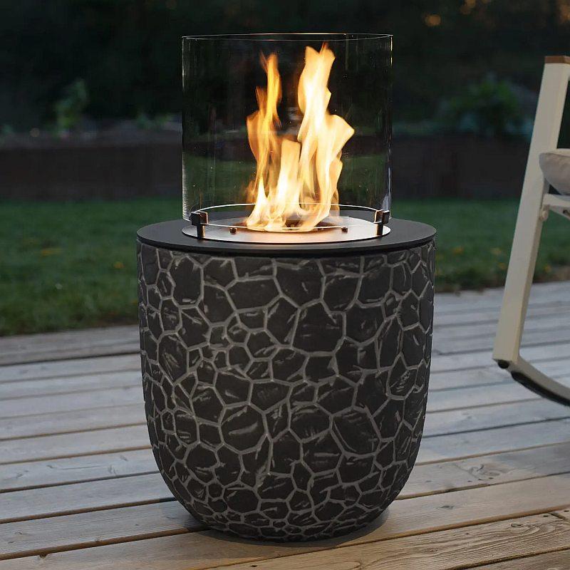 Vagos von muenkel design - Mosaik schwarz-grau