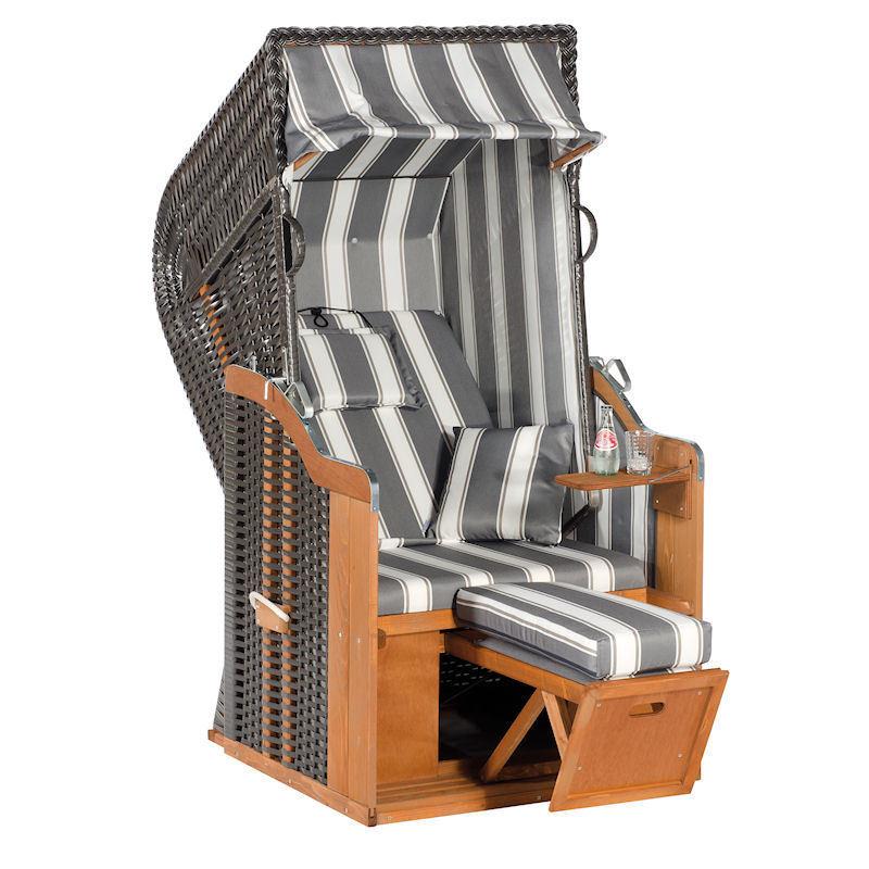 Ausverkauft: Rustikal 250 Plus 1-Sitzer Stoff 1214