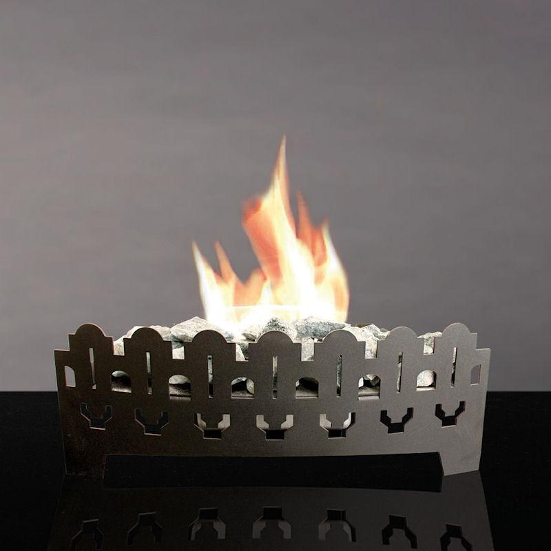 Brennbox FireKit  rustikal von Alfra