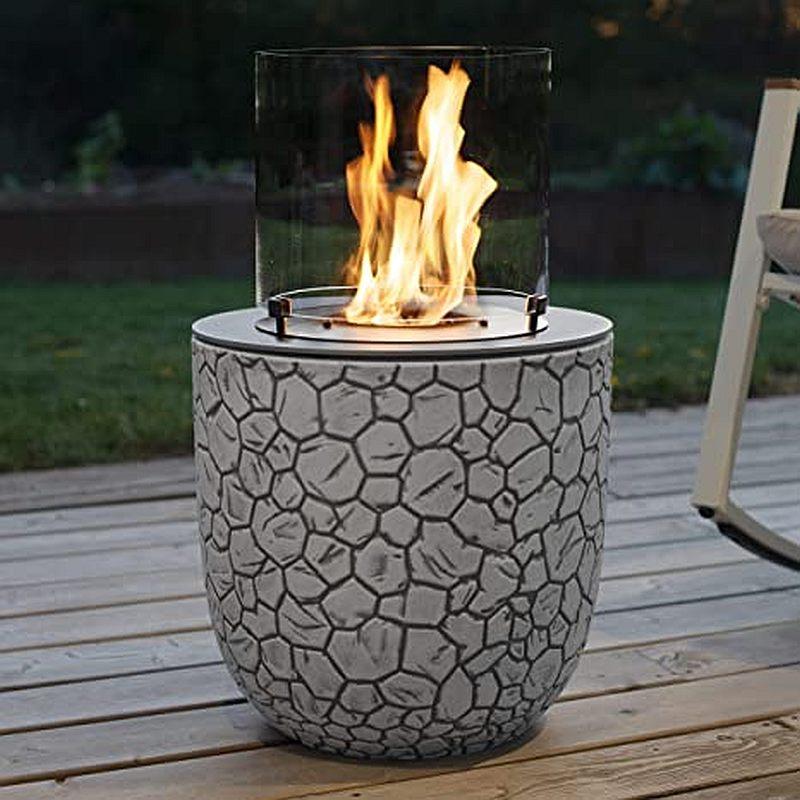 Vagos von muenkel design - Mosaik weiß-grau