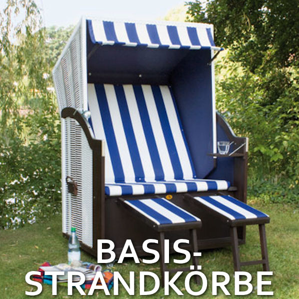 Basis Strandkörbe