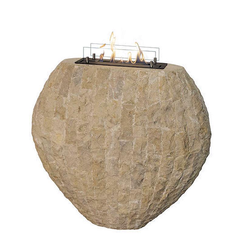 Ethanolkamin Shigo Broken Stone beige von Xaralyn