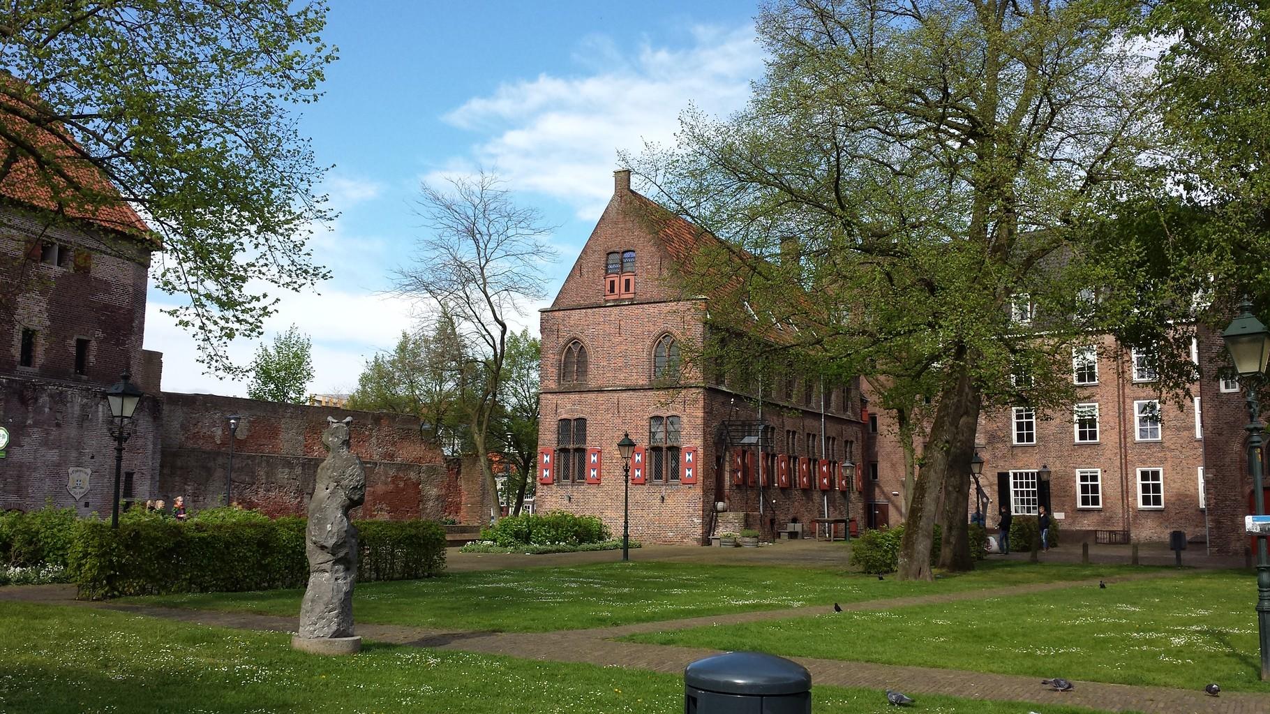 Park bij de Broerenkerk