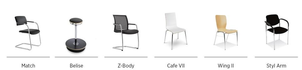 Stühle Nowystyl Schnelllieferprogramm