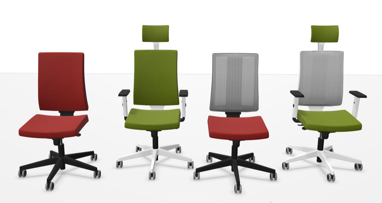 Bürodrehstuhl-Serie NAVIGO BN Office Solution   Nowystyl